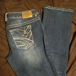 Maurice's boot cut Jean's